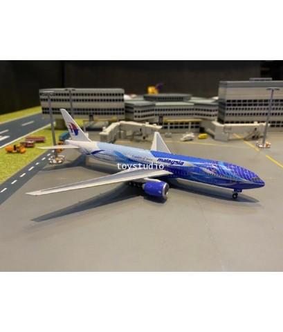 Phoenix 1:400 Malaysia 777-200 9M-MRD Freedom of Space P4365