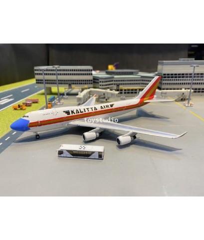 Phoenix 1:400 Kalitta Air Mask 747-400 N744CK P4381