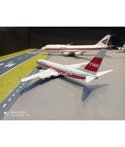Gemini Jets 1:200 American 737-800W N915NN FD (TWA)G2473F