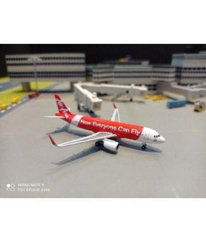 HW534215 1:500 Air Asia Japan A320 JA01DJ [Width 7 Length 7.5 Height 2.5 cms.]