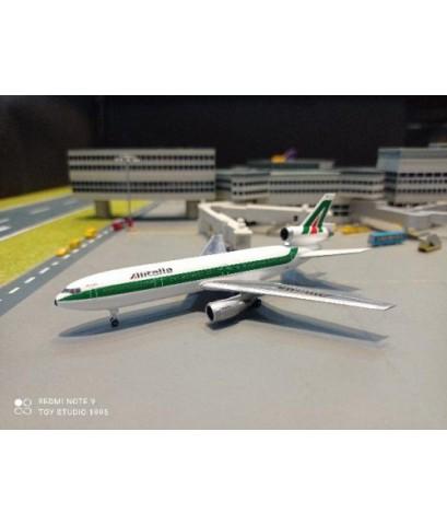 HW534277 1:500 Alitalia MD10-30 50th ann I-DYNE [Width 10.5 Length 11.5 Height 3 cms.]
