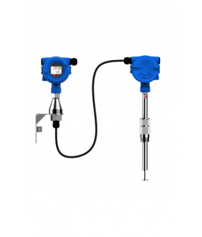 Thermal Mass Flowmeter for Air, Nitrogen,O2,CO2,Argon,CH4, Natural gas, biogas, and almost all dry a