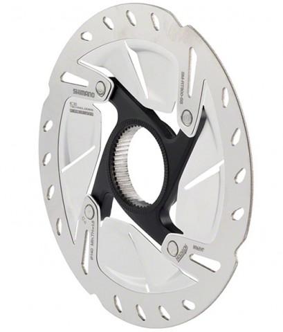 ใบใบดิส Shimano ULTEGRA SM-RT800-ss 140 มม.centerlock ICE Technology FREEZA