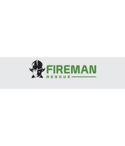 ถังดับเพลิง Fireman ชนิดผงเคมีแห้ง ขนาด 10 lbs (ถังสีแดง)