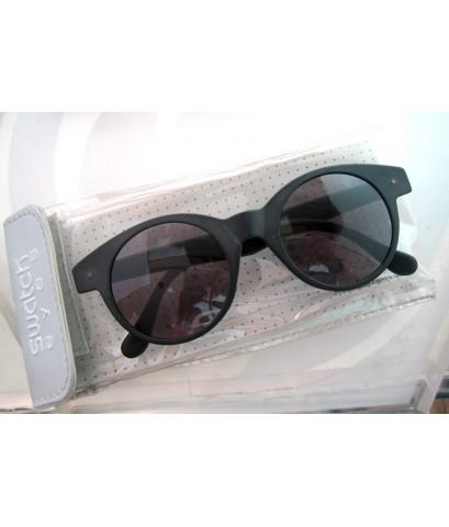 แว่นตากันแดด swatch 1990 for man, lady  เลนส์กันแดด ตัวอครีลิค ระบบแยกกรอบจากขาได้ สภาพสวยพร้อมซองเด