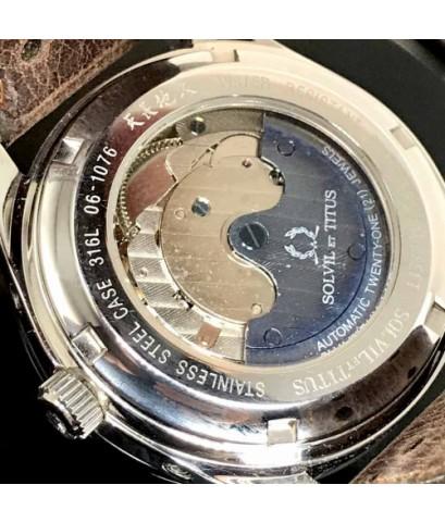 SOVIL et TITUS 06-1076 Automatic Unisex ขนาดตัวเรือน 36 mm. | World Wide Watch Shop