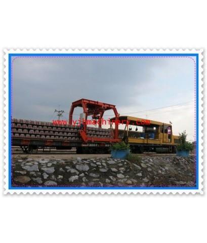 หมอนรองรางรถไฟแบบมิเตอร์เกจ์ UIC54 หรือ BS100