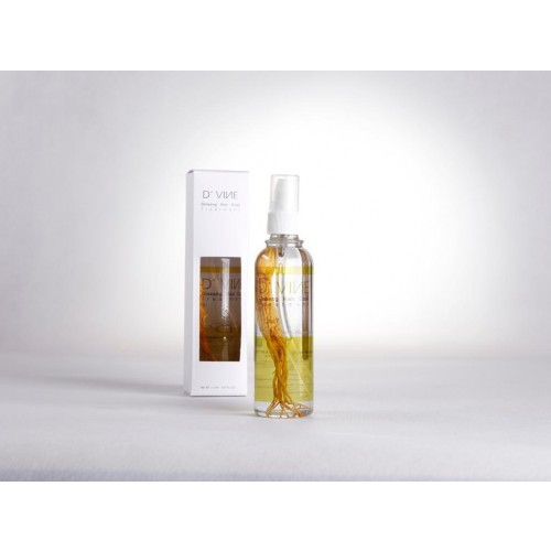 Ginseng Hair Coat Treatmen