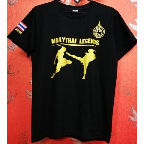 T-Shirt Muaythai Legends