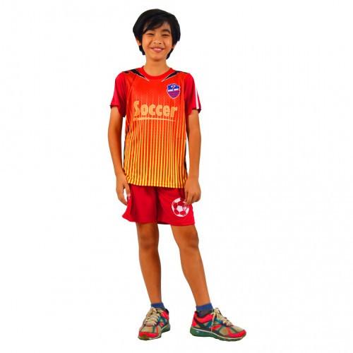 ชุดกีฬาเด็ก 3-12ปี Sport Hiro ลาย ไทยชนะ
