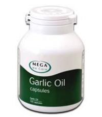 Garlic Oil 100 เม็ด=220-