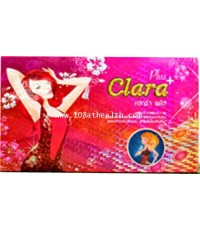Clara Plus คลาร่าพลัส20 เม็ด พิเศษ 400  บาท ราคาคุยได้ค่ะ 086-3196578 ดาวค่ะ