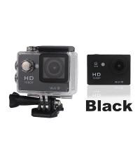 กล้อง Action Camera รุ่น FHD Wifi  ถ่ายวีดิโอ 1,920x1,080 Pixels  ถ่ายภาพ/วีดิโอได้ผ่านmobile/tablet