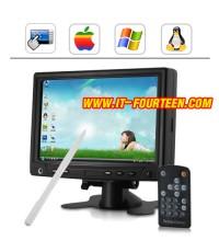 จอภาพในรถยนต์แบบระบบสัมผัส 7 Inch Touchscreen LCD with VGA ลดกระหน่ำ