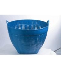 เข่งพลาสติก 2 G สีน้ำเงิน