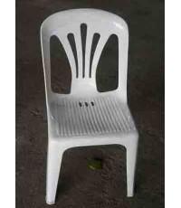 เก้าอี้พิงหลัง No.161 สีขาว