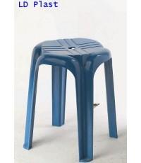 เก้าอี้กลมพลอย 150 B สีน้ำเงิน