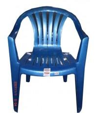 เก้าอี้ท้าวแขน AC-9301 สีน้ำเงินมุก