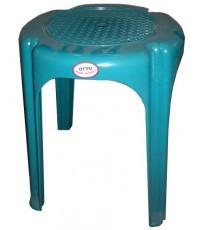 เก้าอี้กลม ST-9323 สีเขียว