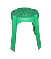 เก้าอี้กลมสาน 156 สีเขียว