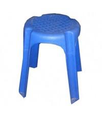 เก้าอี้กลมสาน 156 สีน้ำเงิน