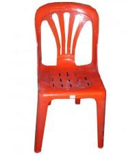 เก้าอี้พิงหลัง 160 สีแดง A
