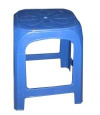 เก้าอี้สตูลเหลี่ยม 987 น้ำเงิน B