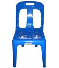 เก้าอี้พิงหลังเซ็นจูรี่ สีน้ำเงิน 2.4 kg.
