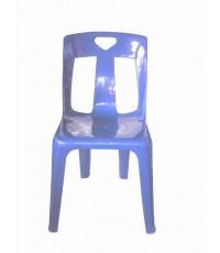 เก้าอี้พิงหลัง 321 สีน้ำเงิน