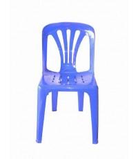 เก้าอี้พิงหลัง 160 สีน้ำเงิน A