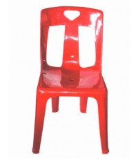 เก้าอี้พิงหลัง 321 สีแดง