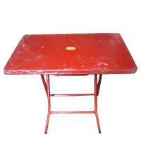 โต๊ะพับหน้าพลาสติก 856