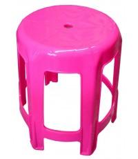 เก้าอี้โอเค 6 ขา สีชมพู A