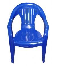 เก้าอี้ท้าวแขน FT-228 สีน้ำเงิน