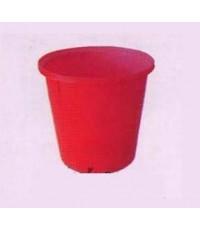 ถังน็อคกุ้ง R-200/8 สีแดง