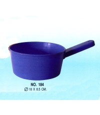 กระบวย 18 cm. 184 สีน้ำเงิน