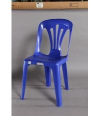 เก้าอี้พิงหลัง 161 สีน้ำเงิน