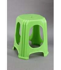 เก้าอี้เหลี่ยมสตูล 987 สีเขียว A