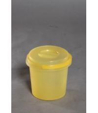 ถังน้ำ+ฝา 1.0 gl 660 สีเหลือง