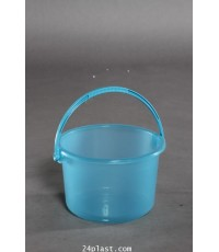 ถังน้ำไม่มีฝา No.2051 สีใส