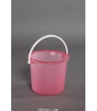 ถังน้ำไม่มีฝา No.2002 สีใส