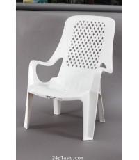 เก้าอี้ชมดาว 165 สีขาว