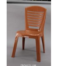 เก้าอี้พิงพารากอน สีน้ำตาล