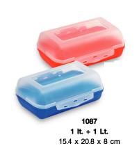 กล่องClip box RW.1087