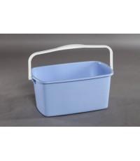 ถังน้ำชูเกอร์ No.2535 สีฟ้า