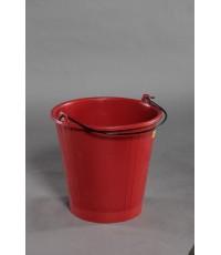 ถังปูน 22 B สีแดง VCP