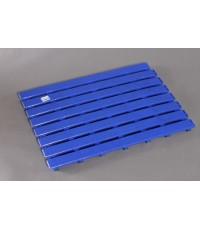 แผ่นรองพื้น 42x60 cm. สีน้ำเงิน