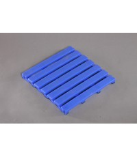 แผ่นรองพื้น 33x33 cm. สีน้ำเงิน