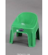 เก้าอี้แฟนซี FT-224 สีเขียว B