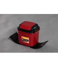 ถังขยะในรถ PN600L/1 สีแดง